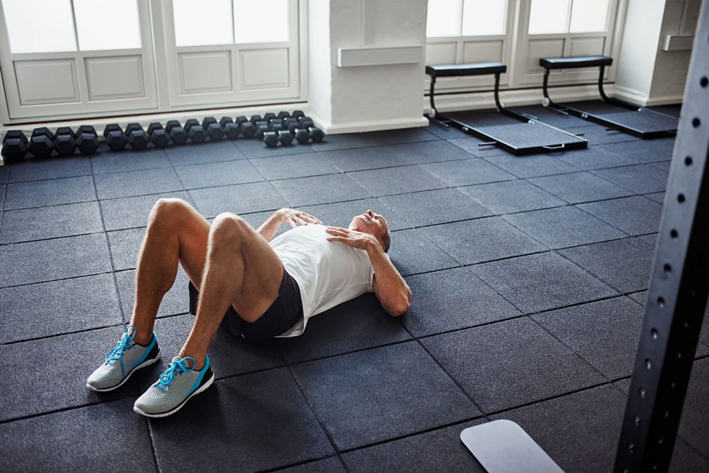 how to avoid post-workout fatigue