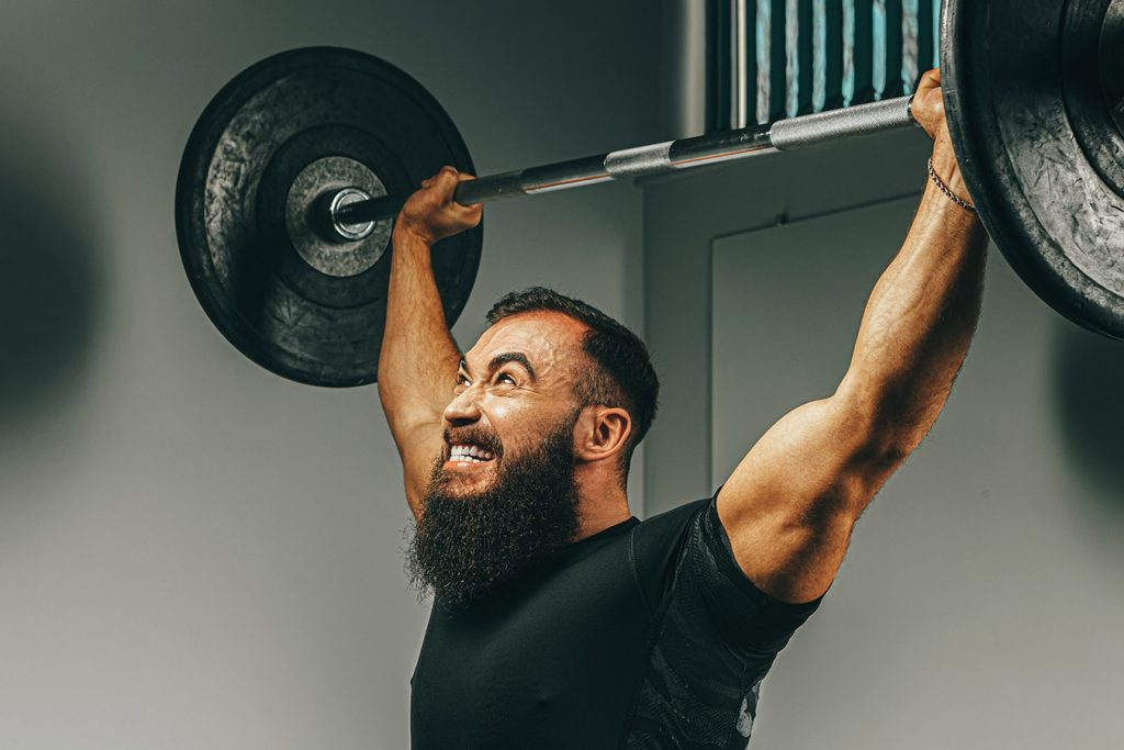 workout program to gain muscle mass